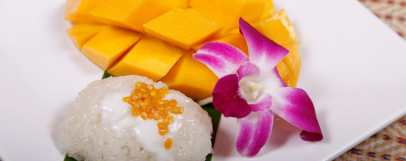 Mango w/Sticky Rice