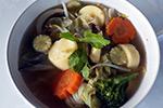 clear soup
