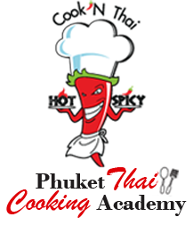 Phuket Thai cooking academy logo
