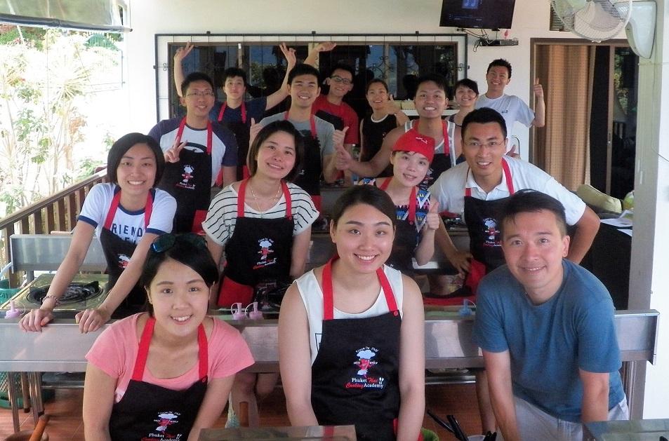 Team Building in Phuket