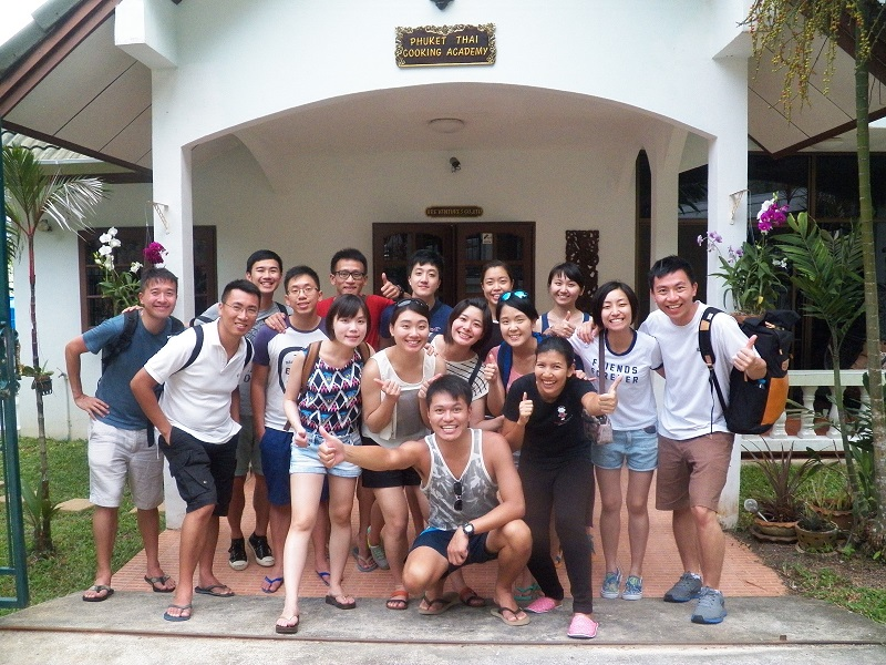 Team Building in Phuket