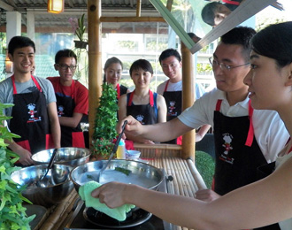 Phuket cooking academy full day trip